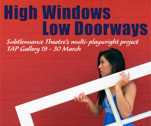 High Windows Low Doorways