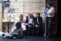 Belvoir St Theatre 2014 The Government Inspector