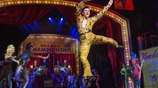 Baz Luhrmann 2014 Strictly Ballroom The Musical