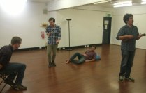 Sydney Shakepeare Company 2014 Shakespeare's Reservoir Dogs