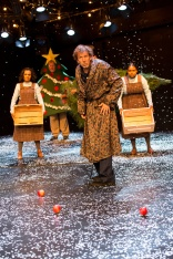 A Christmas Carol 2014 Belvoir St Theatre