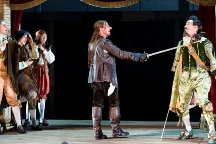 Cyrano de Bergerac 2014 Sydney Theatre Company
