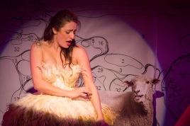 La Traviata 2015 Belvoir / Sisters Grimm