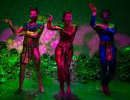 Space Cats 2016 Brevity Theatre