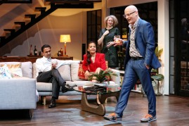 Disgraced 2016 Sydney Theatre Company