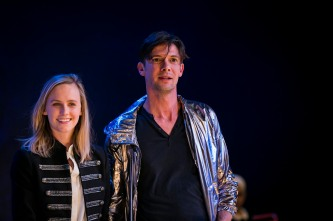 Production stills of The Rover, by Aphra Behn, Director Eamon Flack at Belvoir St Theatre on July 1, 2017 in Sydney Australia. (Photo by Anna Kucera)