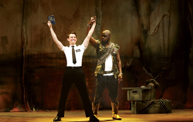 The Book Of Mormon 2018 Sydney Lyric Theatre