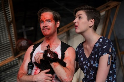 The Lieutenant Of Inishmore 2018 New Theatre