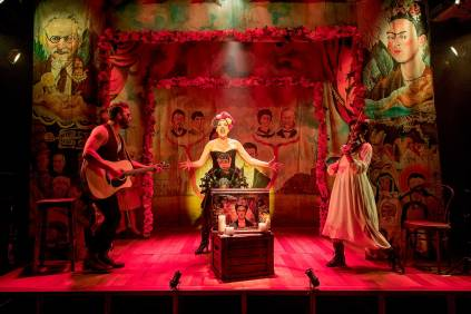 Carmen, Live Or Dead 2018 Oriel Entertainment Group
