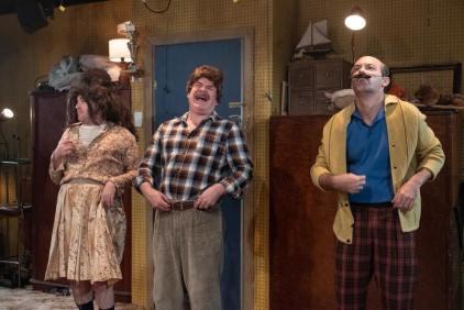 The Walworth Farce 2018 Workhorse Theatre Company