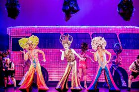 Priscilla Queen Of The Desert 2018 Capitol Theatre