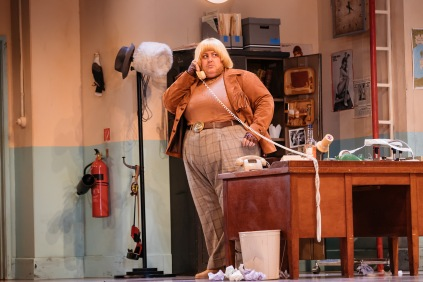 Accidental Death Of An Anarchist 2018 Sydney Theatre Company