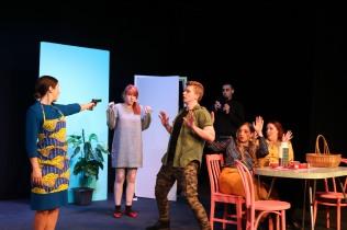 Uz: The Town 2018 The Sydney Fringe