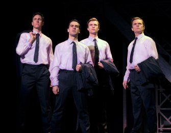 Jersey Boys 2018 Capitol Theatre
