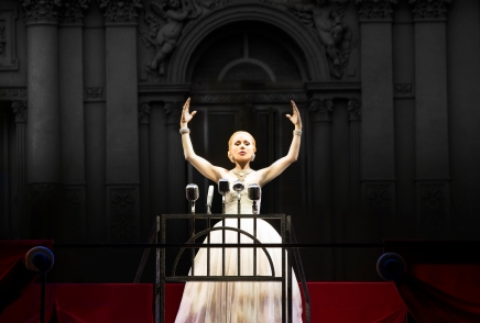 Evita 2018 Sydney Opera House