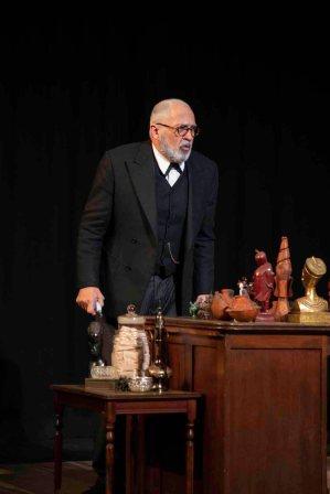 Freud's Last Session 2018 Clock & Spiel Productions