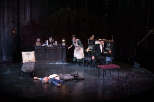 The Dance Of Death 2018 Belvoir St Theatre