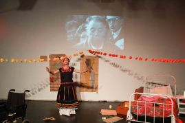 Frida Kahlo: Viva La Vida 2019 Théâtre Excentrique