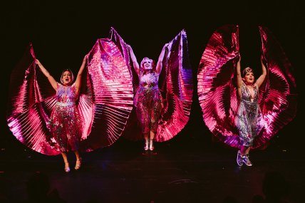 Glittery Clittery: A Consensual Party 2019 Fringe Wives Club