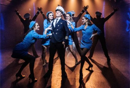 Catch Me If You Can 2019 Hayes Theatre