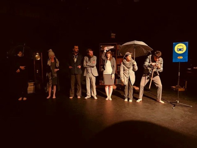 The Great Divorce 2019 Flight Path Theatre