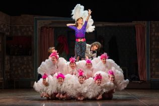 Billy Elliot 2019 Sydney Lyric Theatre