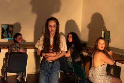 Haunted 2019 Spark Youth Theatre