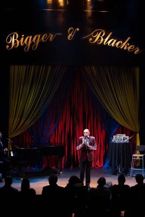 Bigger and Blacker (Sydney Opera House, 2021)